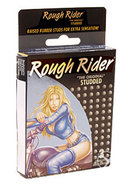 Rough Rider Studded 3`s