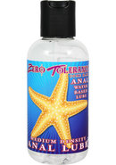 Anal Lube Water Based 4oz (disc)