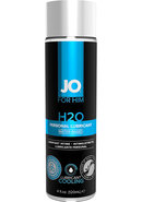 Jo For Men H2o Lube Cooling 4oz