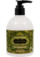 Massage Lotion Herbal Renewal