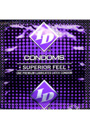 Id Superior Feel Condom 3 Pack