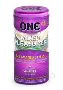 One Mixed Pleasures 12 Ea