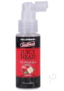 Goodhead Wet Head Mouth Spray Apple