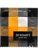 Sir Richards Ultra Thin 3pk Master Case