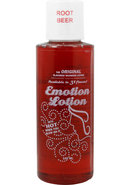 Emotion Lotion Root Beer